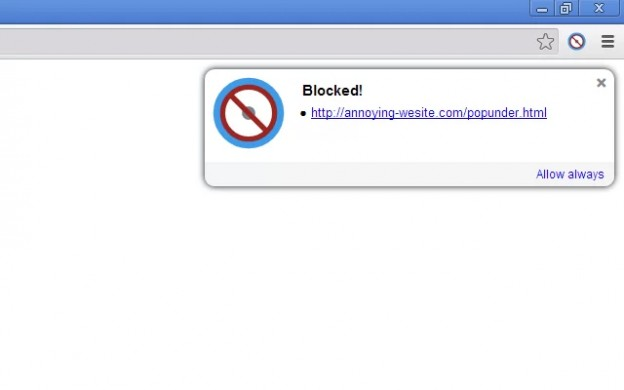 Best pop-up blocker EVER for Chrome. Period.