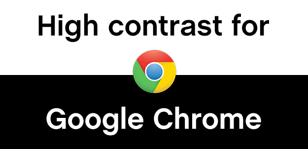 How to invert colors in Google Chrome