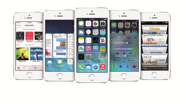 70 Parallax iOS 7 Wallpapers for iPhone 5
