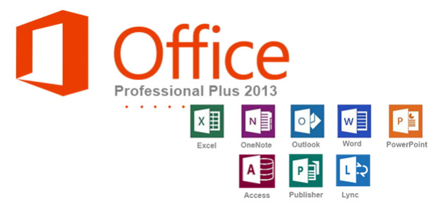 Download Office 2013 for free
