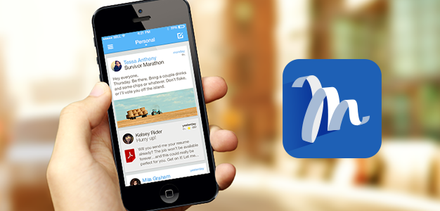 "Perion introduces Molto, the new iPhone email app with a ""social feel"""