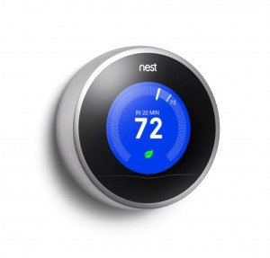 Nest Learning Thermostat - 2nd Generation T200577